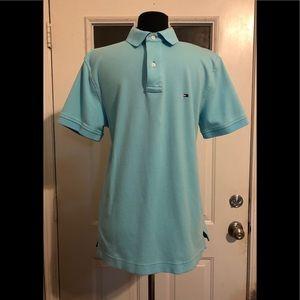 TOMMY HILFIGER Polo Shirt Boys Large